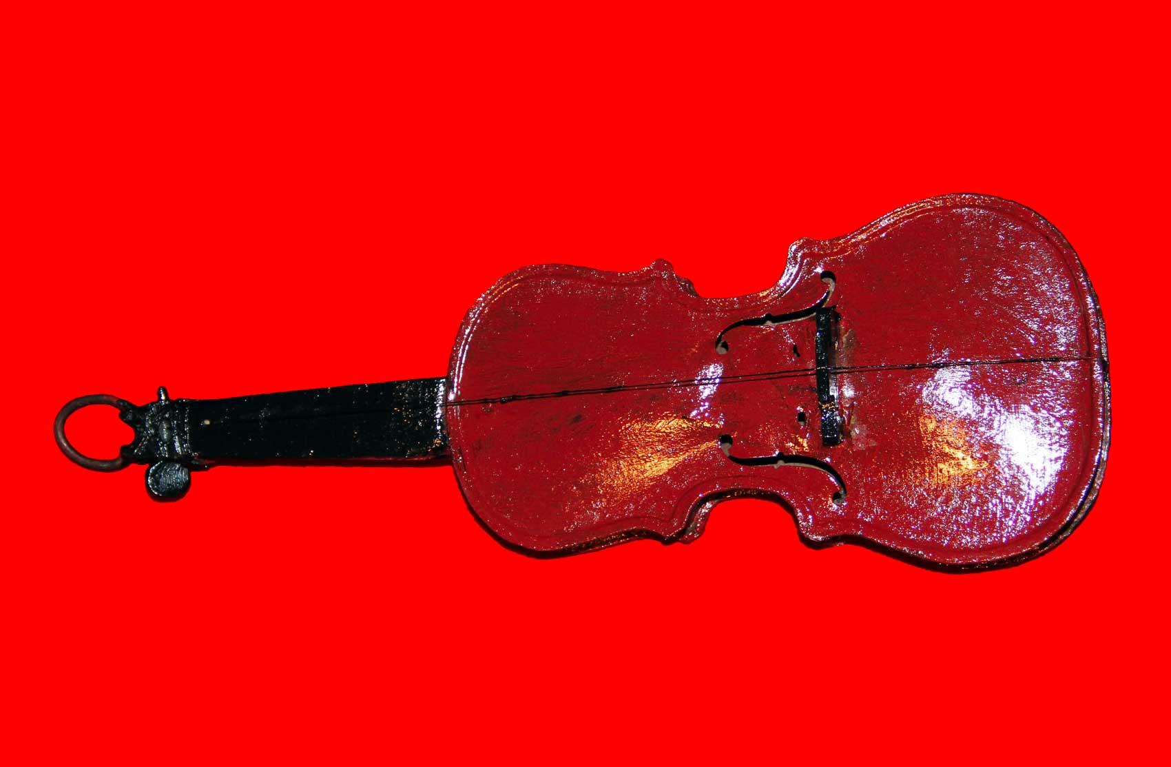 Mini violino di Grock utilizzato nel film