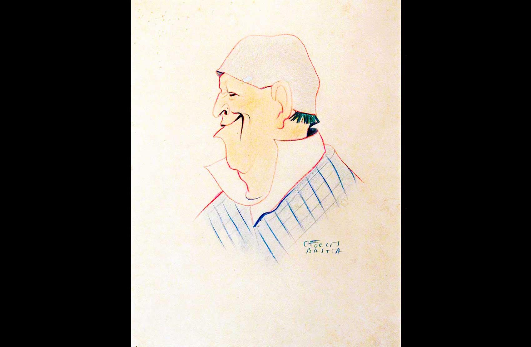 Ritratto di Grock